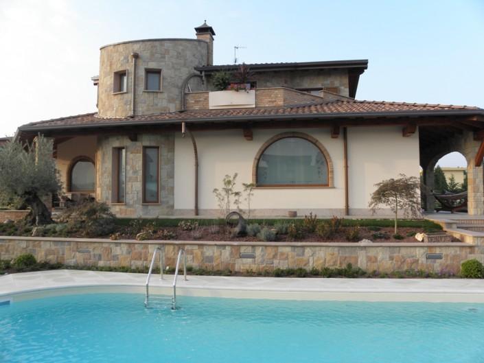 Villa singola - Fagnano O.
