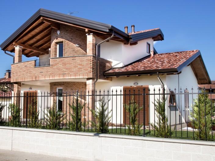 Villa singola - Fagnano Olona