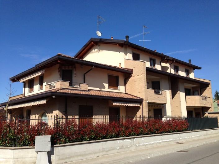 Via Gorizia - Fagnano Olona