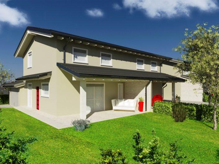 Villa 3 – Render Esterni